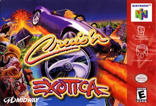 Link cruis'n exotica N64 PC Game Clubbit
