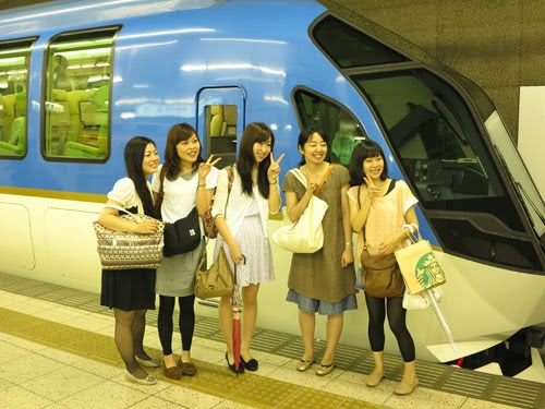 Shimakaze Premium Express Luxury Train