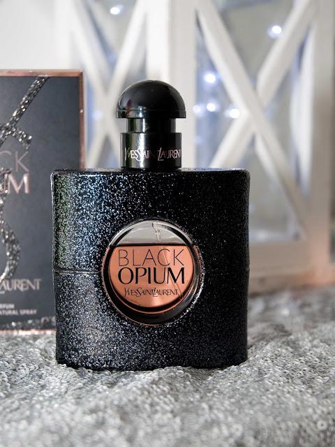 oryginalne perfumy Black Opium YSL