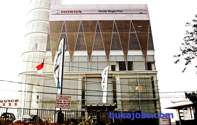 Lowongan Kerja PT Mitra Usaha Gentaniaga (Honda Mugen) 2019