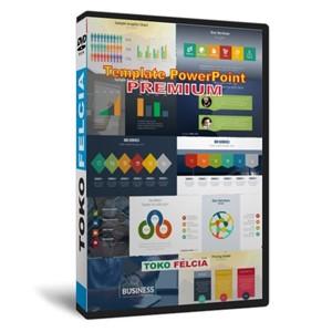 Template Powerpoint Premium Untuk Presentasi Keren