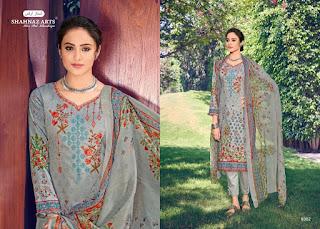 Shahnaz Arts Mihira Salwar kameez wholesaler