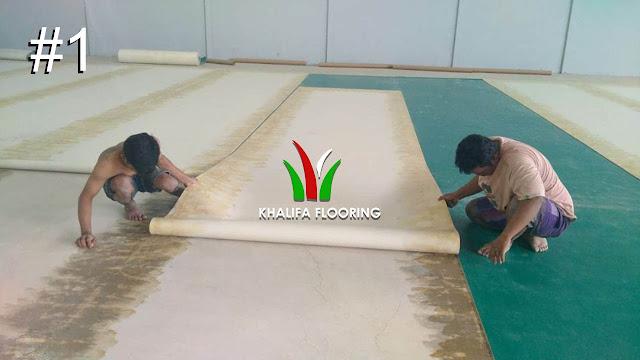 Jual Karpet Lapangan Vinyl Futsal