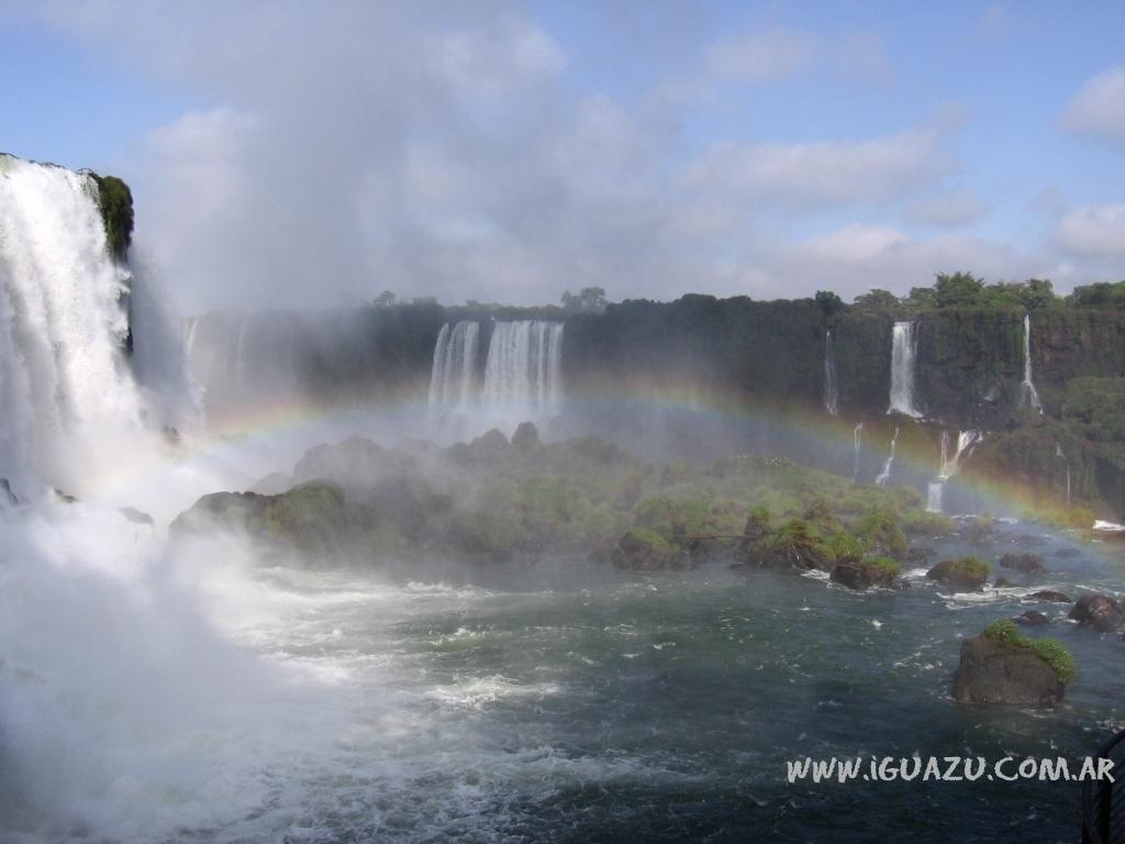 Arco Iris Cataratas
