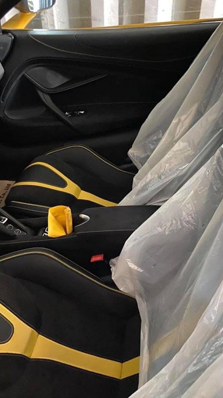 Khui công McLaren 720S Spider thứ 4 tại Việt Nam, ngoại thất độc đáo