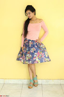 Janani Iyyer in Skirt ~  Exclusive 035.JPG