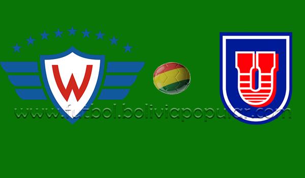Wilstermann vs. Universitario - En Vivo - Online - Torneo Apertura 2018