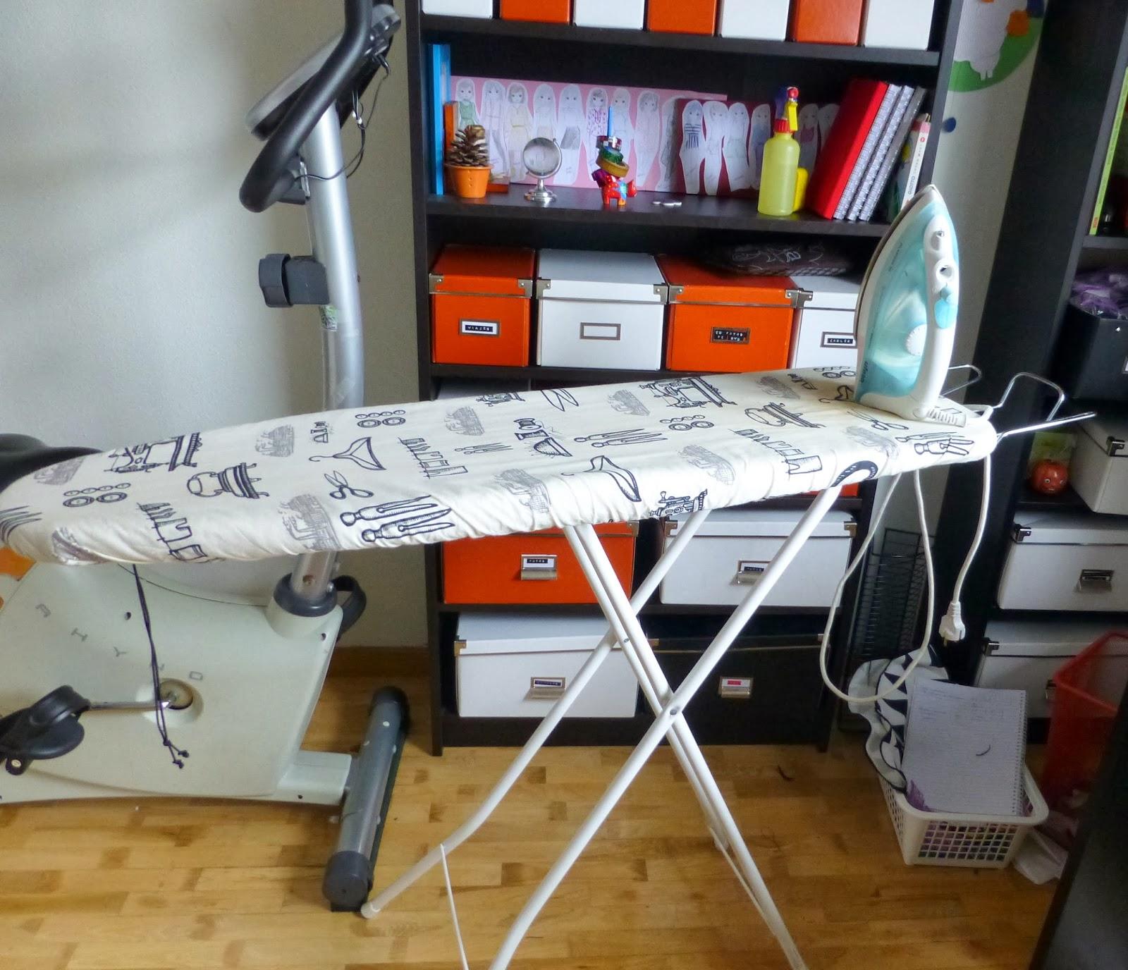 Mi cuarto de costura qu puedo hacer con esto for Como organizar mi habitacion