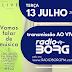 LIVE VAMOS FALAR DE MÚSICA: LUCIANO DA BANDA JAH BLESS CONVIDA MAESTRO ANTÔNIO MELO DIA 13 às 20h no youtube