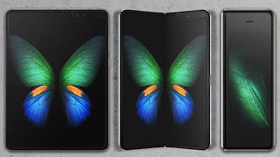 Samsung GalaxSamsung Galaxy Fold -