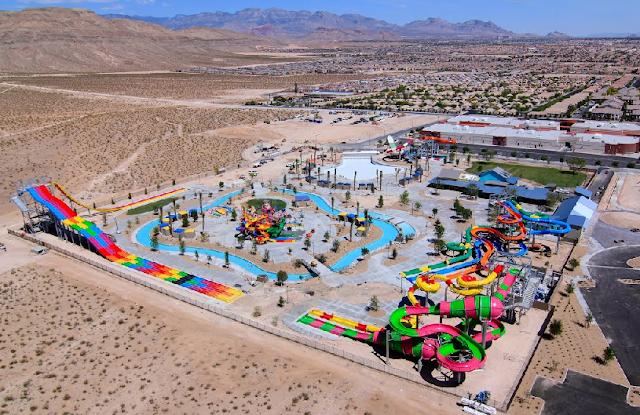 Parque Wet'n'Wild em Las Vegas