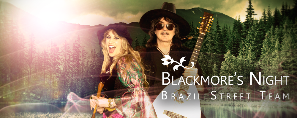 Blackmore's Night Brazil Street Team
