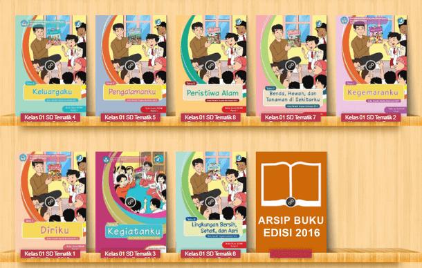 Buku Guru SD Kelas I (1) Kurikulum 2013