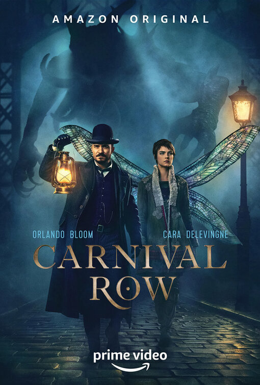 Carnival Row Temporada 1 1080p Dual Latino/Ingles