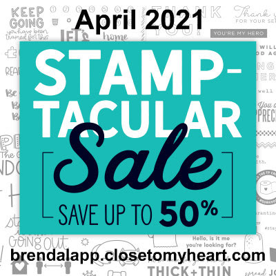 Stamptacular - April 2021