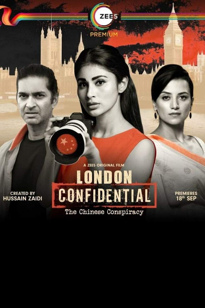 Movie: London Confidential (2020) [Indain]