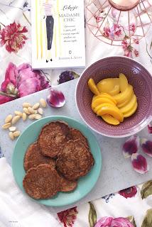 lekkie placuszki kakaowe