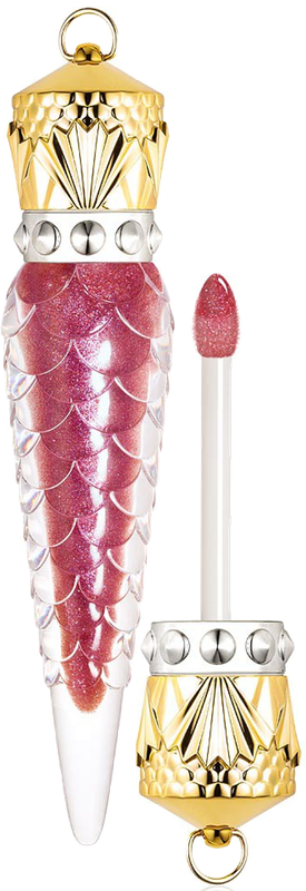 Christian Louboutin Loubilaque Lip Gloss Doracandy