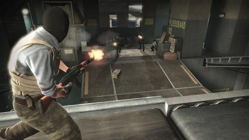 Cộng đồng gamer ái mộ CS: GO là rất đông nghịt