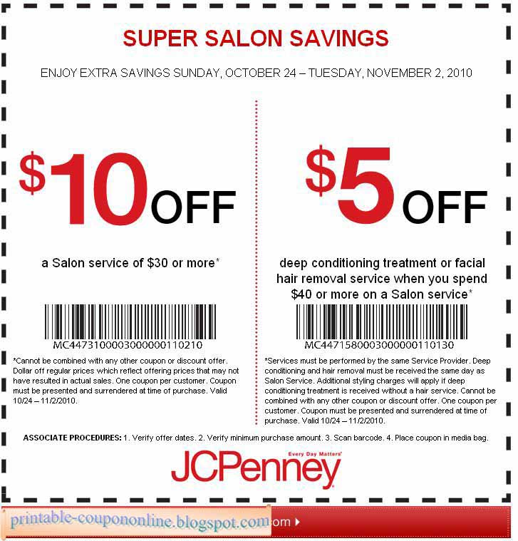 jcpenney salon haircut prices printable coupons 2018 jcpenney coupons 3636
