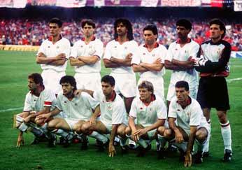 Copa dos Campeões 1982/831988/1989 : Milan