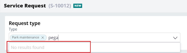 Allow free-form input unchecked
