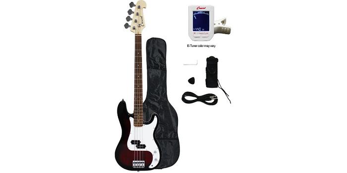 top 10 best bass guitar starter packs for beginners techcinema. Black Bedroom Furniture Sets. Home Design Ideas