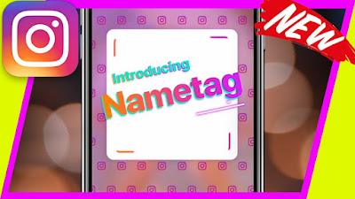 Cara Menggunakan Fitur Nametag Di Instagram (Termudah.com)