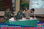 Kawal Program PTSL, Dandim bersama Kapolres MoU Dengan BPN ATR Jember