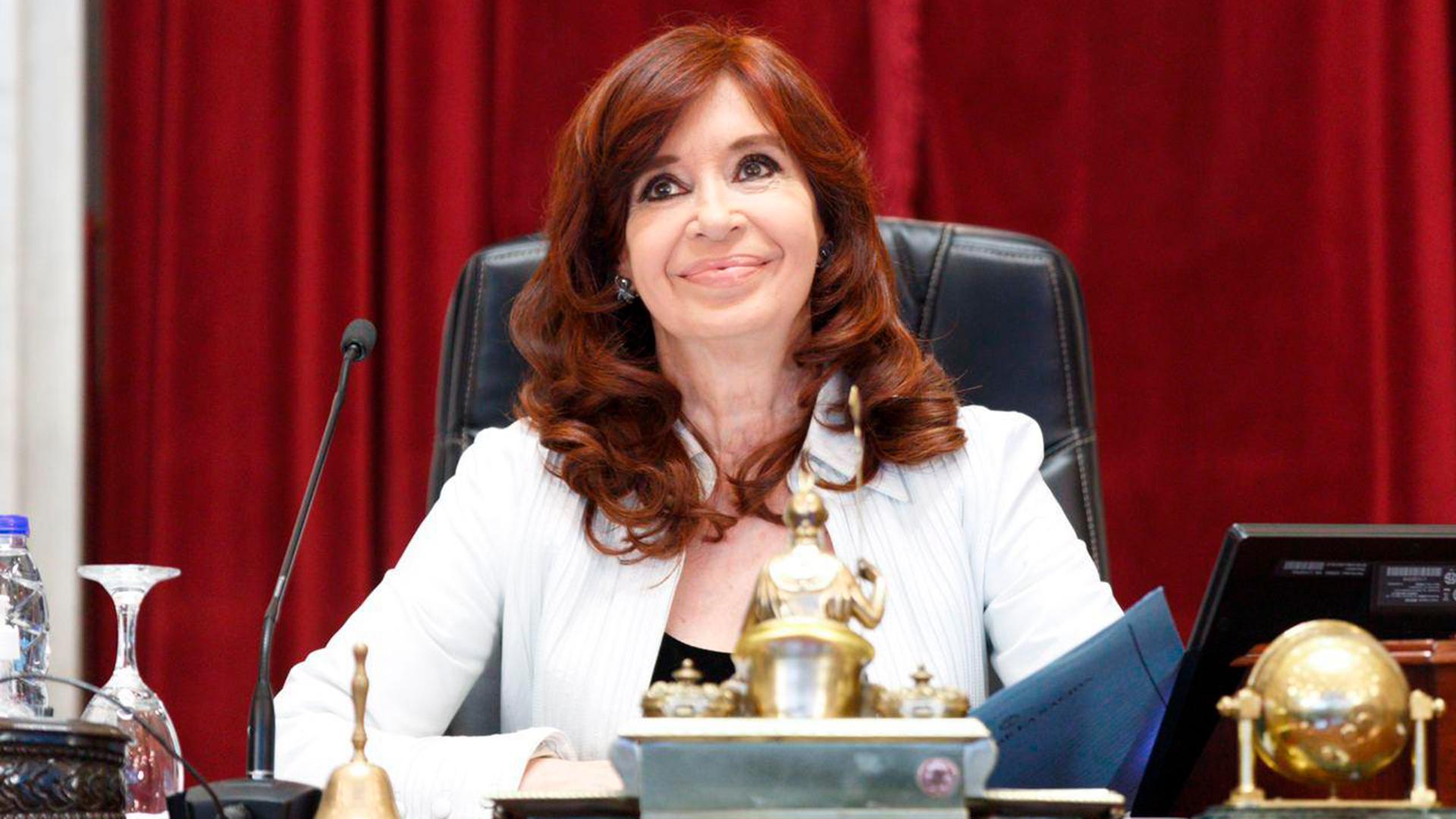 Cristina Kirchner sobreseida