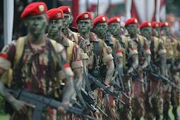 Berita Militer : Kopassus TNI AD Selalu Hadir Tangani Terorisme