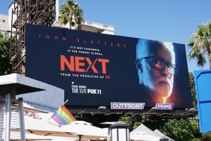 John Slattery Next TV billboard