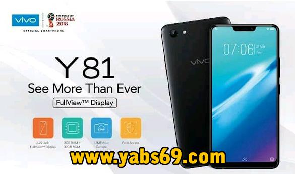 Flashing HP Vivo Y81 PD1732F