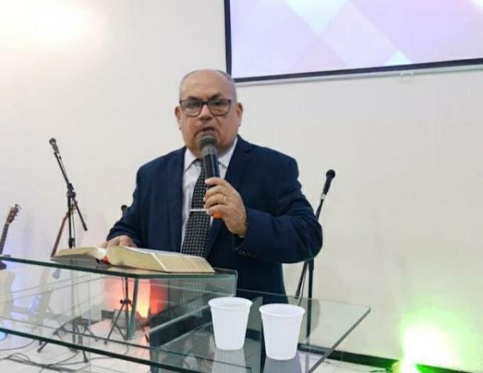 Pastor da Igreja pentecostal El Shaday de Araioses morre por complicações da Covid-19