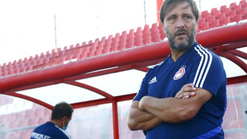 Ξέσπασμα Μαρτίνς προς ΕΠΟ - Ελληνικό Ποδόσφαιρο!