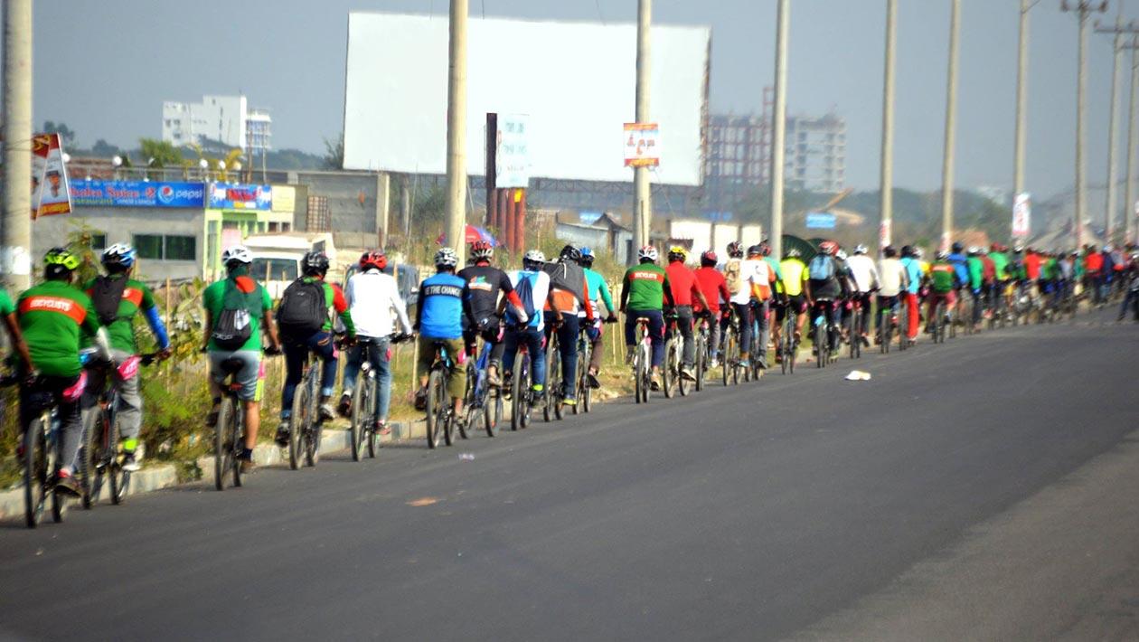 plus longue ligne cycliste