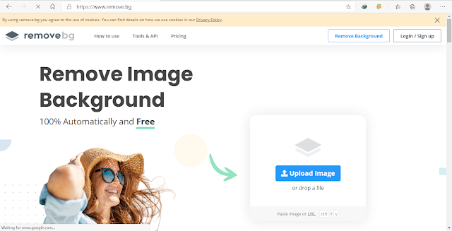 Cara Mudah Menghapus Background Foto Tanpa Aplikasi