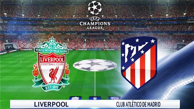 موعد مباراة ليفربول واتلتيكو مدريد اليوم الاربعاء 11-03-2020 في دوري أبطال أوروبا