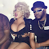 Hoops! See Cossy & Her Massive B00bs Chilling With Olu Maintain