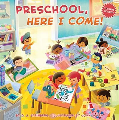 Preschool, Here I Come! by D.J. Steinberg
