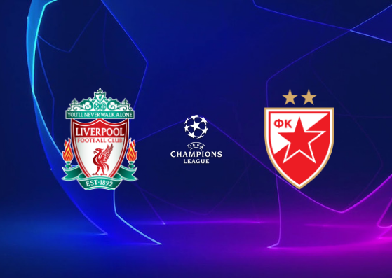 Liverpool vs FK Crvena Zvezda Full Match & Highlights 24 October 2018