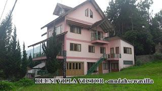 villa murah dan hemat untuk reuni di lembang