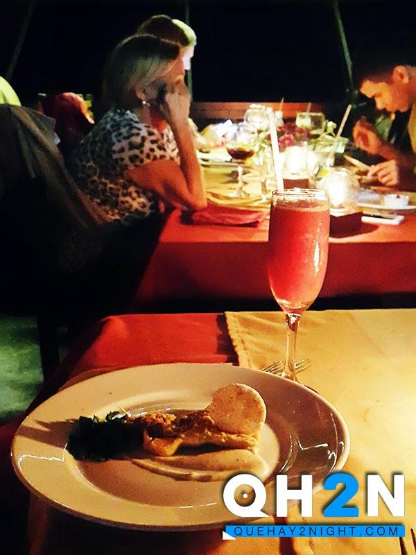 restaurantes en caracas granja natalia galipan concierto blues ceviche