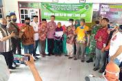 Penyaluran BLT-DD tahap Pertama Oleh Pemerintah Desa Bugeng Kabupaten Jeneponto