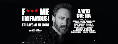 F**k me I'm Famous party by David Guetta at Hï Ibiza