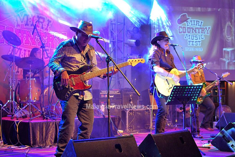 D'Renegade Band Kota Kinabalu