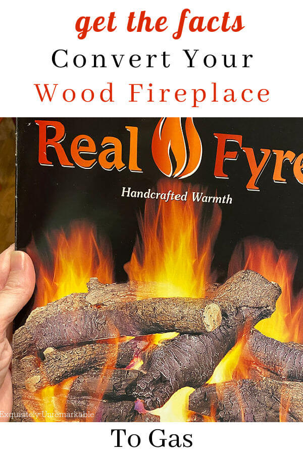 Convert Your Wood Burning Fireplace To Gas Real Fyre Catalog