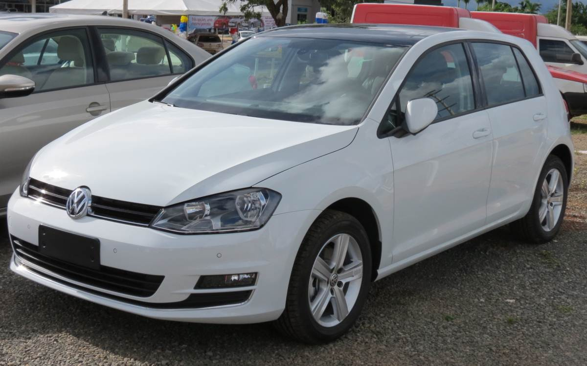 Novo VW Golf Highline TSI DSG - Básico
