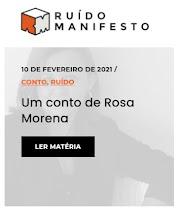 Conto de Rosa Morena é publicado na Ruído Manifesto