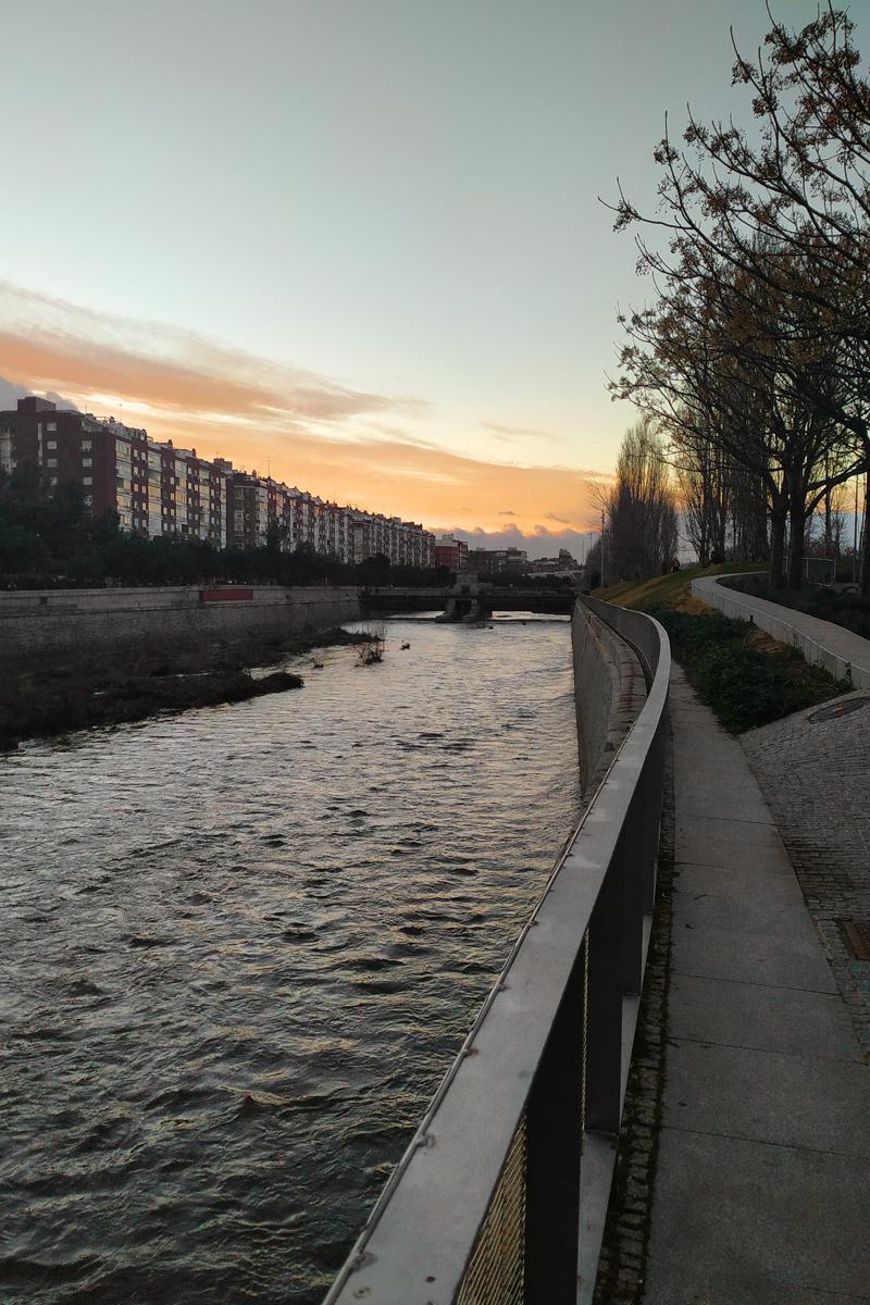 Lifestyle Febrero: paseos al atardecer y Aranjuez / February: walks at sunset and Aranjuez